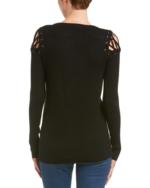 Duffy Lacing Sweater~1411276351
