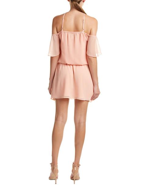 Marchesa Rose Shift Dress~1411299372