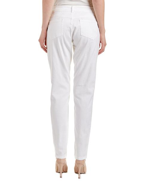 Maje Prodery White Straight Leg~1411305457
