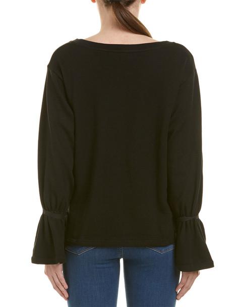 Aiden Bell-Sleeve Sweatshirt~1411358288