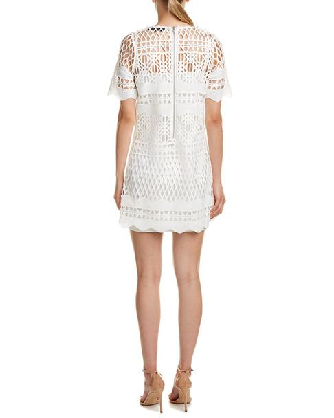 Kendall + Kylie Crocheted A-Line Dress~1411391740