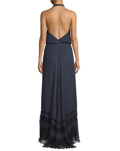 Haute Hippie Wrap Maxi Dress~1411396041