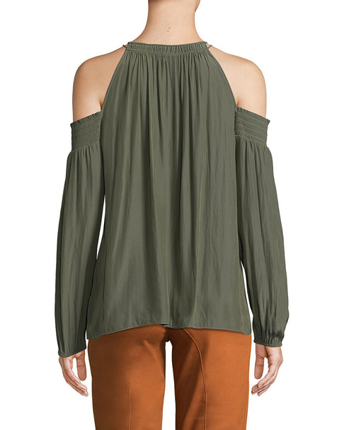 Ramy Brook Heidi Cold-Shoulder Top~1411407268