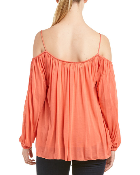 Bailey44 Cold-Shoulder Top~1411412992