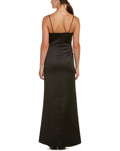 Bailey44 Satin Maxi Dress~1411432357