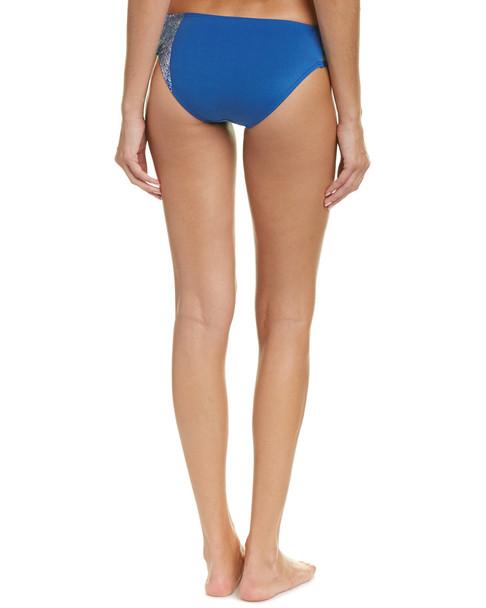 Carmen Marc Valvo Cutout Bikini Bottom~1411439944