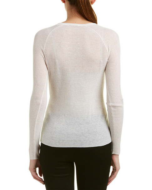 Elie Tahari Wool-Blend Sweater~1411452344
