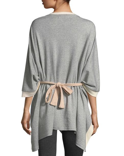 Grey State Camisolelle Wrap Cardigan~1411474839