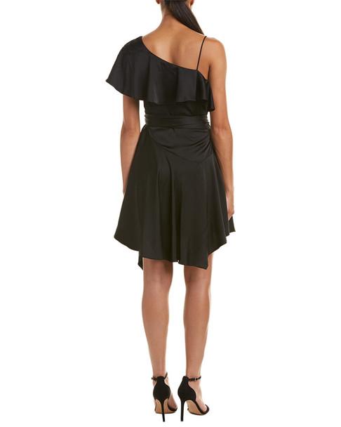 Few Moda Ruffle Wrap Dress~1411508593