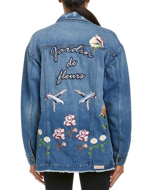 ei8ht dreams Oversized Denim Jacket~1411536633