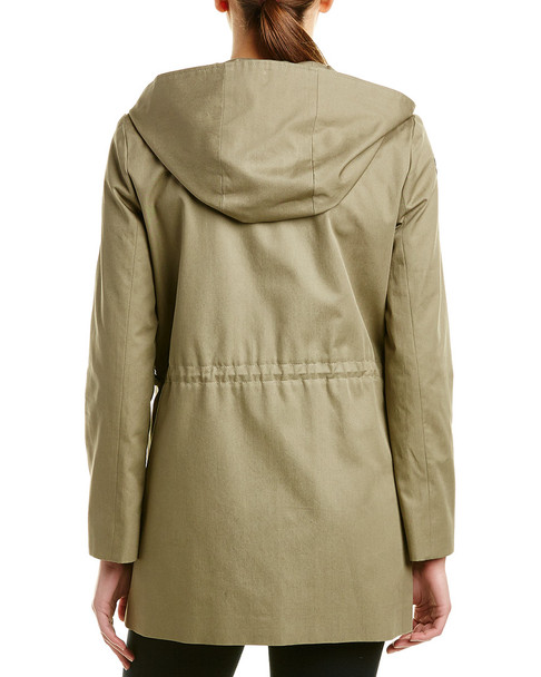 Cinzia Rocca Icons Patched Trench Coat~1411543592