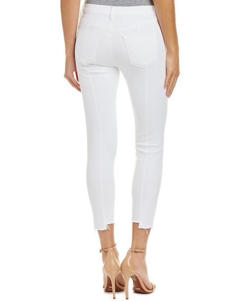 J Brand Blanc Pintuck Skinny Leg~1411551459