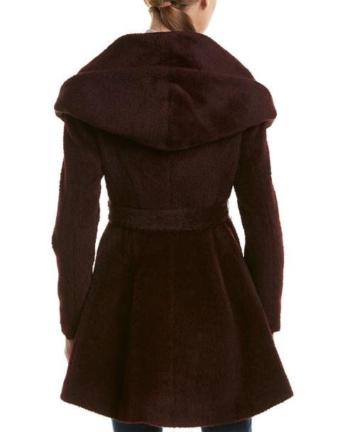 Trina Turk Grace Wool & Alpaca-Blend Coat~1411609849