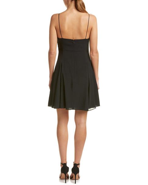 Marchesa Rose Shift Dress~1411616455