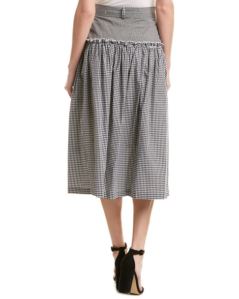 NICHOLAS Midi Skirt~1411620734