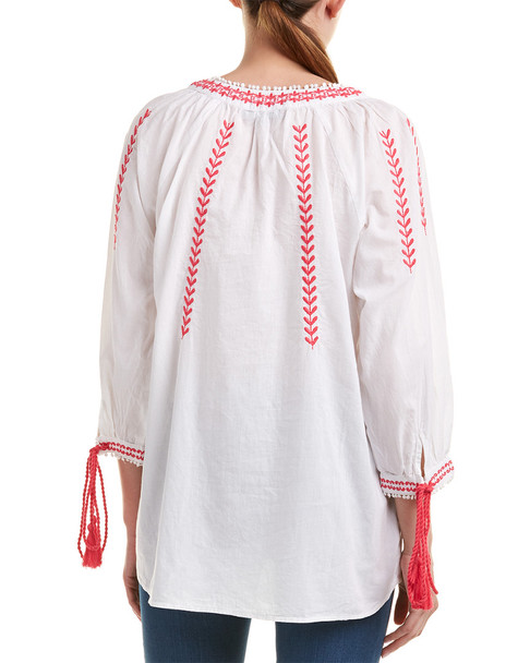 Romeo & Juliet Couture Embroidered Top~1411648346