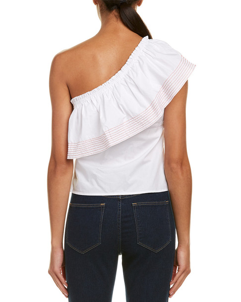DO+BE One-Shoulder Top~1411662950