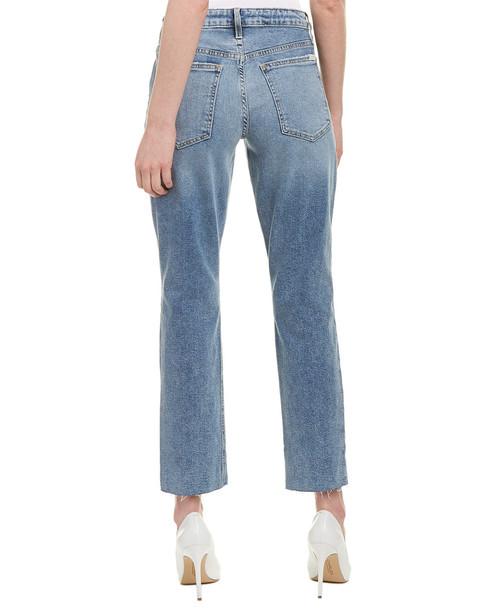 JOE'S Jeans The Kass Laurissa High-Rise Slim Straight Ankle Cut~1411665248