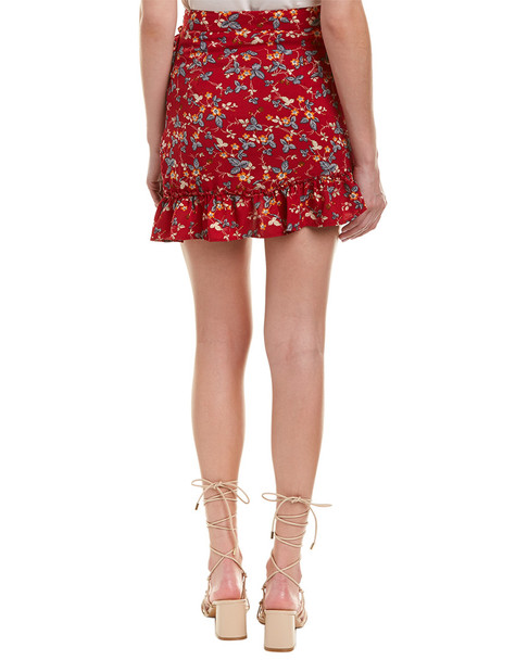 Aiden Ruffle Skirt~1411673057