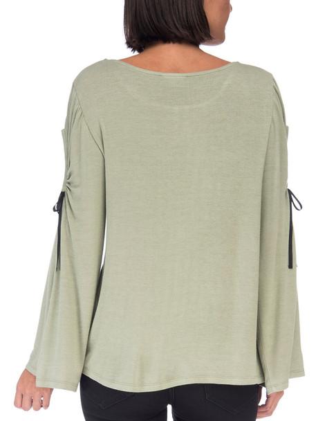 Bobeau Yara Cold Shoulder T-Shirt~1411673474