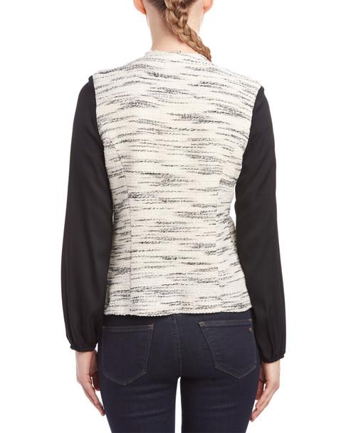 DREW Sierra Silk-Blend Blazer~1411679810
