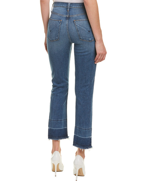 HUDSON Jeans Zooey Far Away High-Rise Straight Crop~1411698994