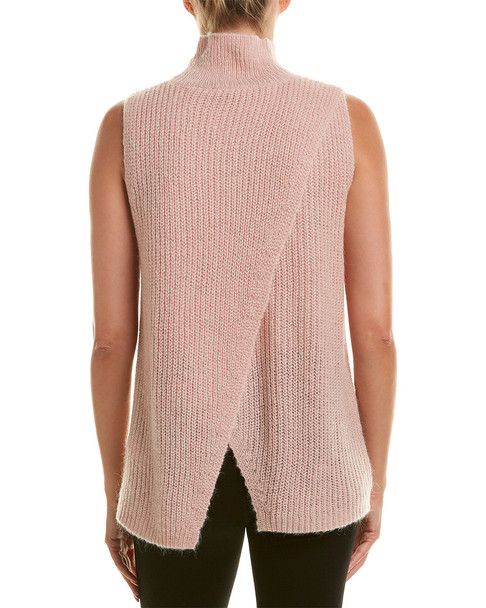 French Connection Mathilde Crossback Mohair & Wool-Blend Sweater~1411714011
