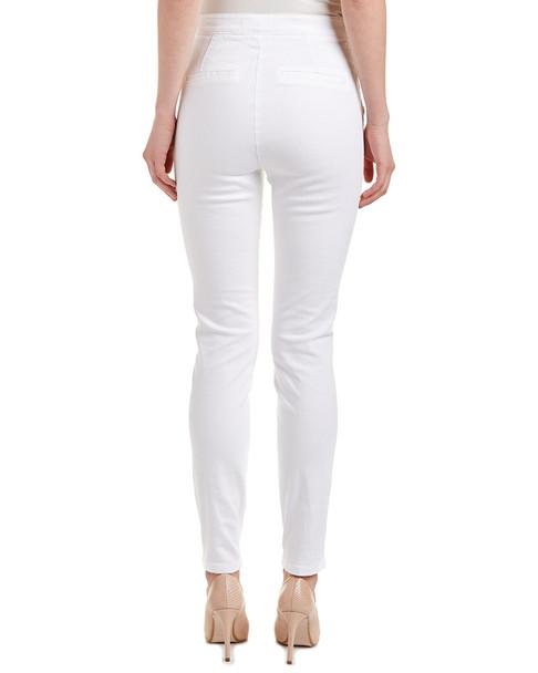Maje Pradyk Blanc High-Rise Skinny Leg~1411730614