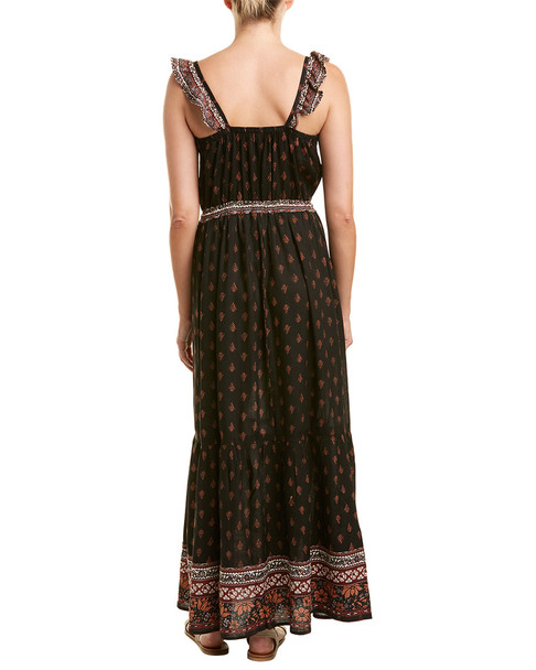 RAGA Nocturnal Daze Maxi Dress~1411749318