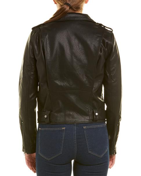 J.O.A. Embroidered Biker Jacket~1411757587