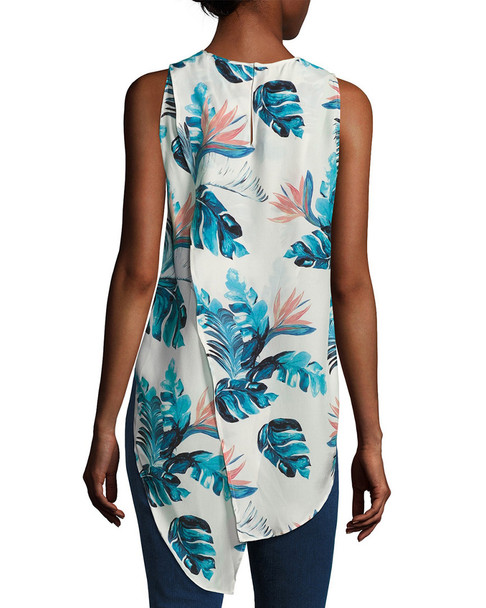 Luxe Deluxe Club Tropical High-Low Top~1411769565