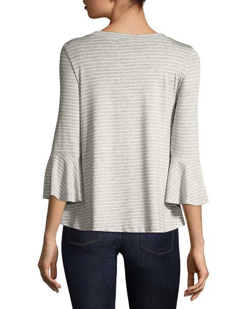 RENVY Striped T-Shirt~1411771952