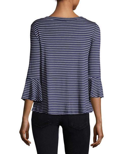 RENVY Striped T-Shirt~1411771953