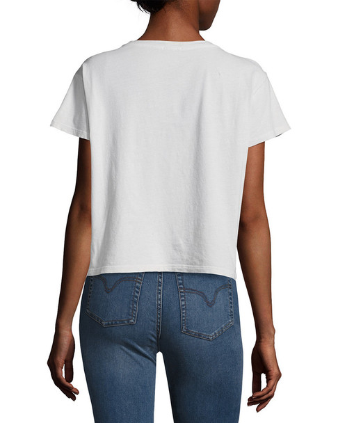 MOTHER The Crop Goodie Goodie T-shirt~1411772969
