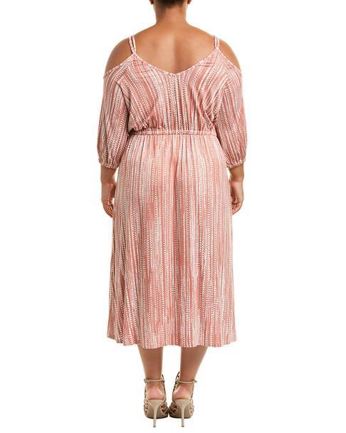 Rachel Pally Plus Ariana Midi Dress~1411781082