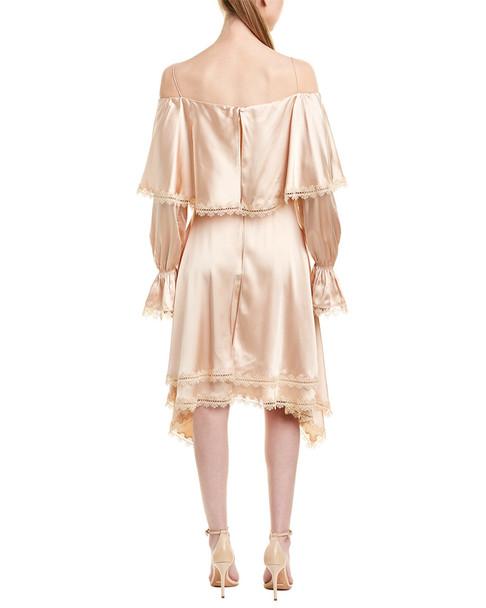 Johnathan Simkhai Off-The-Shoulder A-Line Dress~1411783470
