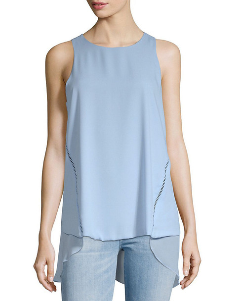 Vince Camuto High-Low Blouse~1411788554