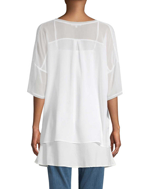 Gold Hawk Silk Pocket T-Shirt~1411789260