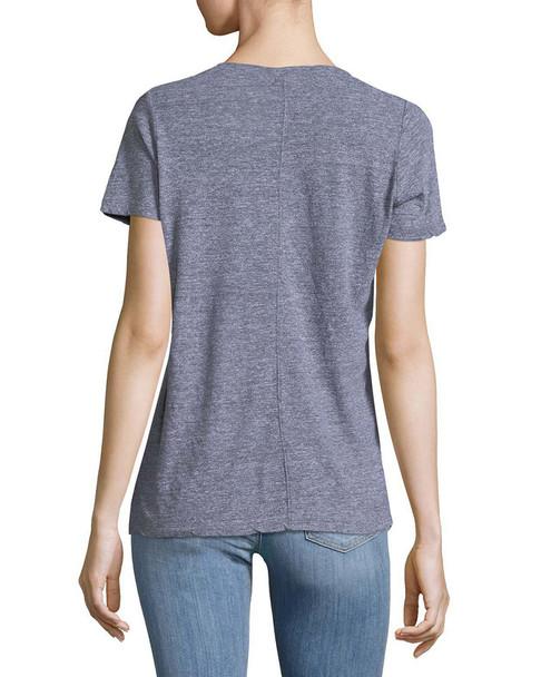 MONROW Graphic Print T-Shirt~1411799914