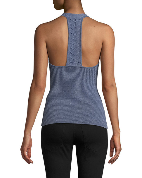 C/MEO COLLECTIVE Marled Tank Top~1411801485