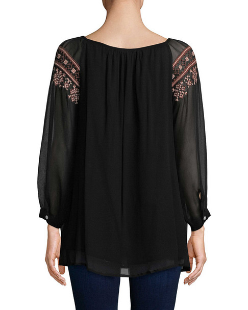 RAGA Ancon Embroidered Tunic~1411805089