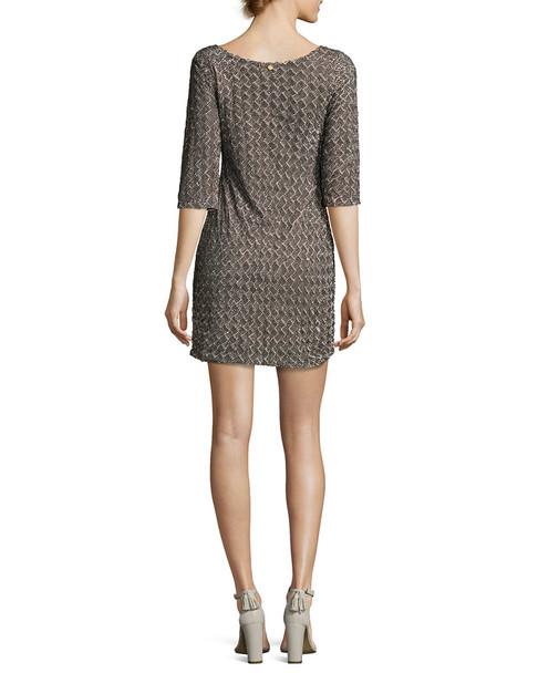 ANTIK BATIK Koroc Mini Dress~1411809003