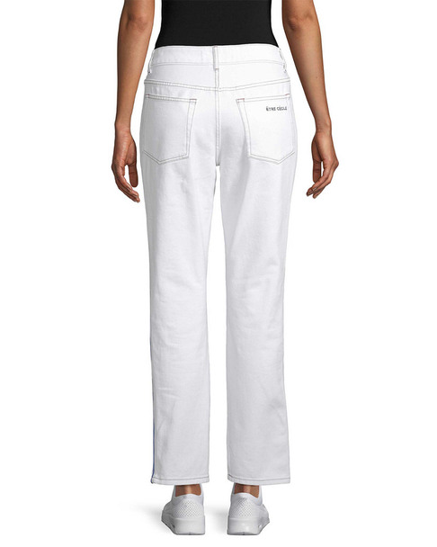 Etre Cecile Striped Straight-Leg Pant~1411824538