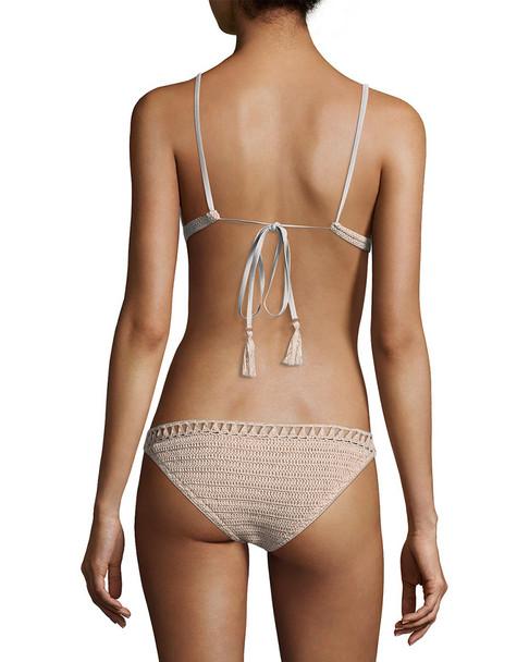 Suboo Crocheted Bikini Set~1411828264