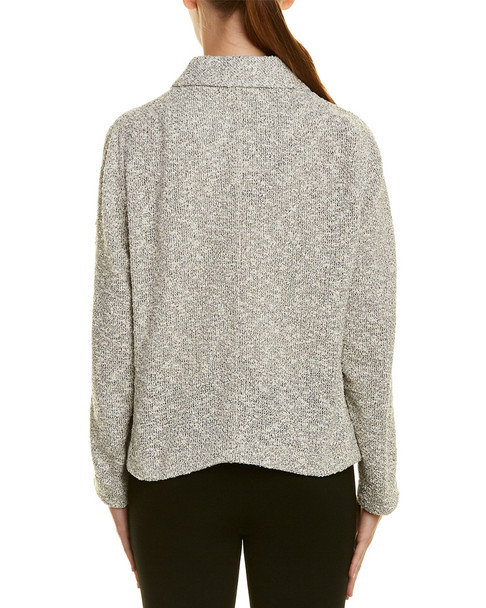 Akris Silk-Trim Jacket~1411835684