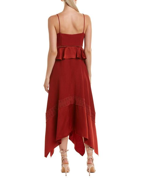 Rachel Zoe Astrid Midi Dress~1411843289