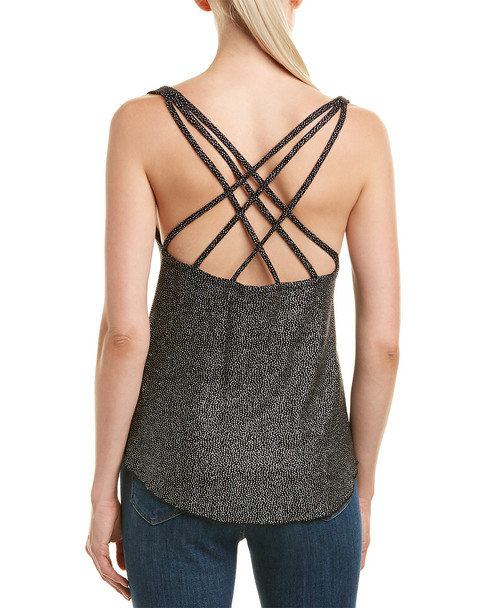 Chaser Glitter Cowl Top~1411843457