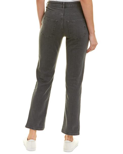 French Connection Pinstripe Mash-Up Wool-Blend Crop~1411859580