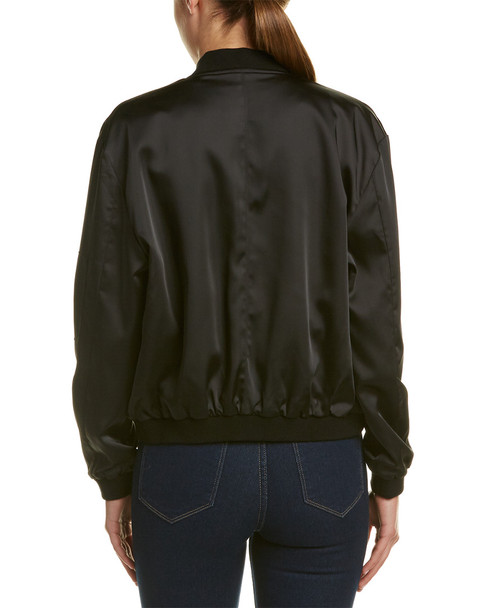 Lunik Embroidered Bomber Jacket~1411979007