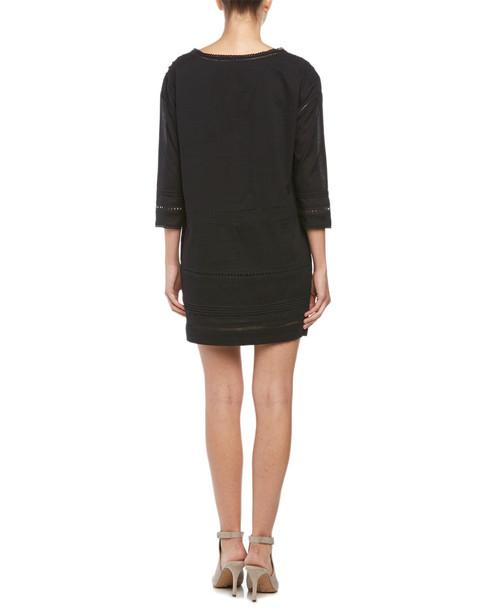 Pam & Gela Cotton Voile Hippie Dress~1411985776